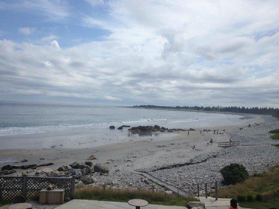 White Point Beach Resort: Beautiful beach