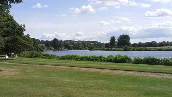 Henley Business School: View of river from grounds
