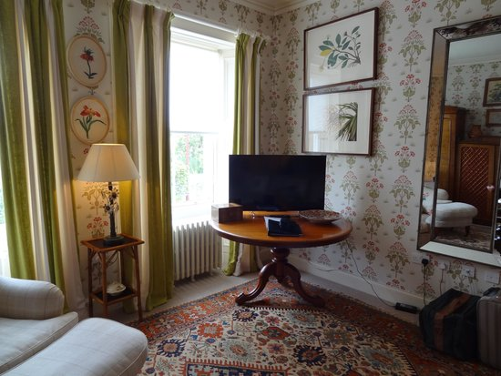 Dumfries House Lodge: Bedroom