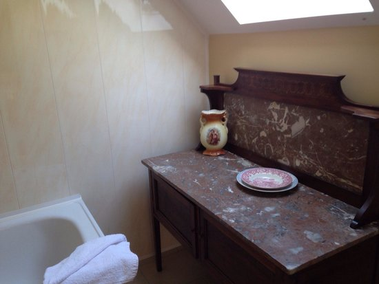 Gleann Fia Country House: Bathroom