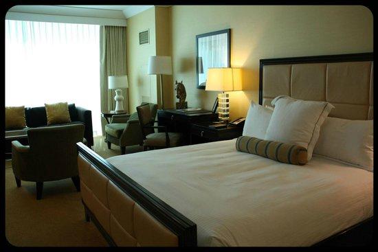 Trump International Hotel Las Vegas: Salón - Habitación