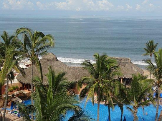 Torres Mazatlan Resort: view from room