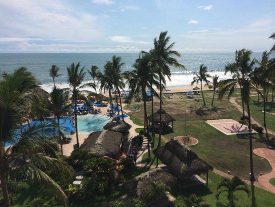 Torres Mazatlan Resort: balcony view