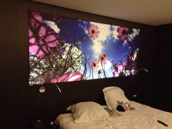 Flanders Hotel : Foto van de kamer