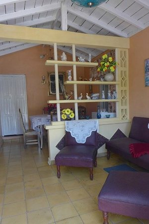 Casa Omaida Rodriguez: VIP area