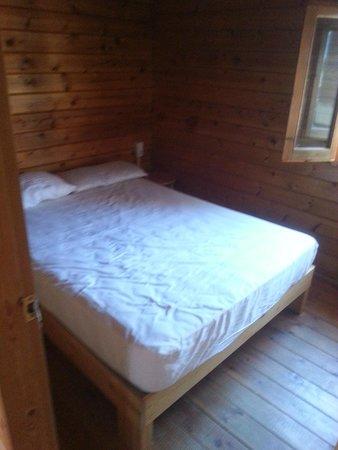Vinyols Camp: chambre