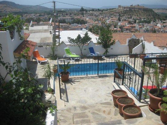 Villa Panaroma: view from balcony