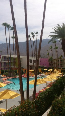 The Saguaro Palm Springs: Room with a great view