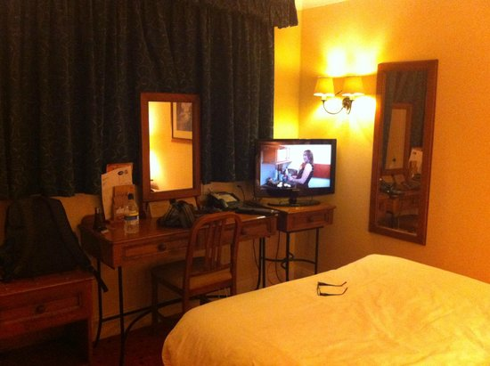 Innkeeper's Lodge Birmingham (West), Quinton: Double room