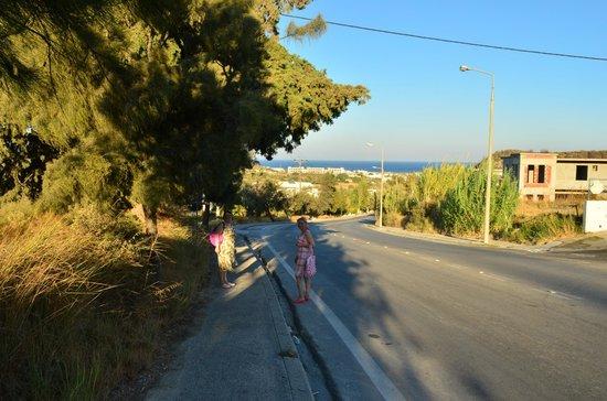 Venezia Resort : дорога на пляж