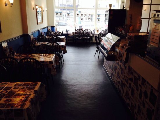 The Willows Coffee House : Counter & New Flooring