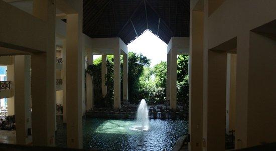 Occidental at Xcaret Destination: Lobby