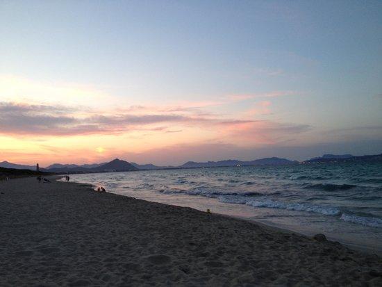 Valentin Playa de Muro: Playa de Muro