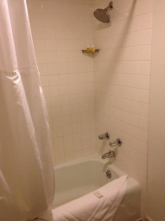 Snow King Resort: Shower
