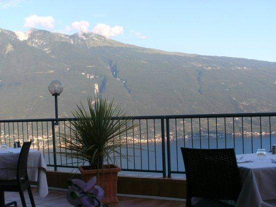 Park Hotel Zanzanu: Ausblick vom Zimmer