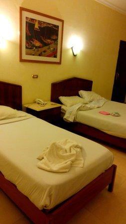 Regina Swiss Inn Beach Resort & Aqua Park : room 2203