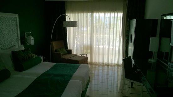 Radisson Blu Resort & Thalasso : Stanza