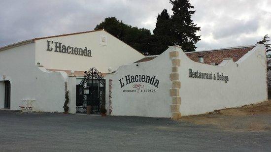 Restaurant Bodega l'Hacienda