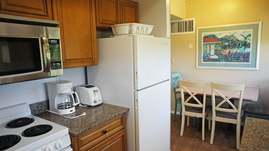 Shalimar Cottages and Motel: 2 Bedroom 2 Bath Apt. Kitchen