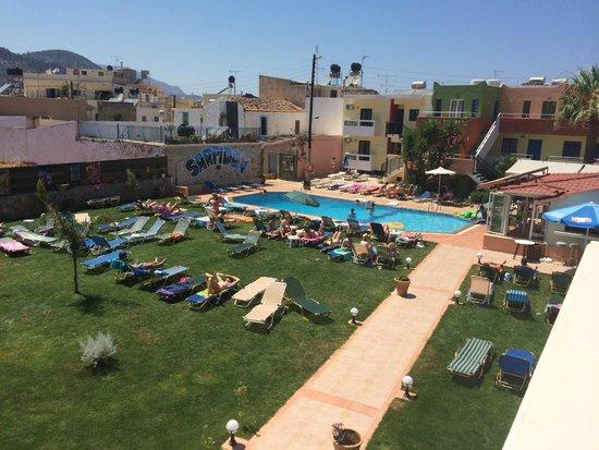 Kings Village: view