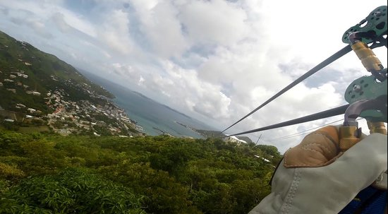 Original Virgin Canopy Tour