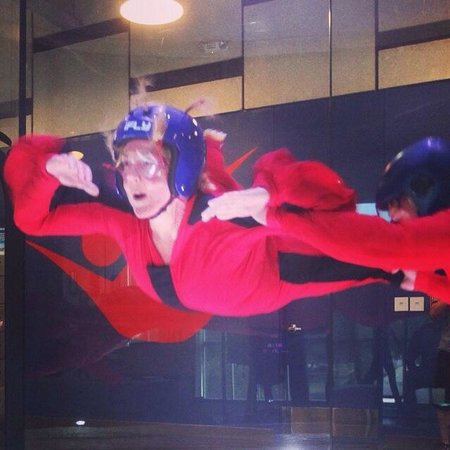 iFLY Indoor Skydiving - Austin: IFly in Austin! What a great time!!
