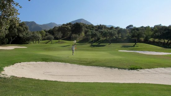 Lauro Golf: first rate course all round