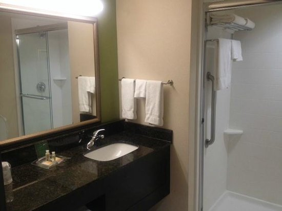 Holiday Inn & Suites Atlanta Airport - North: Clean rooms.