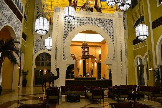 Movenpick Ibn Battuta Gate Hotel Dubai : Lobby