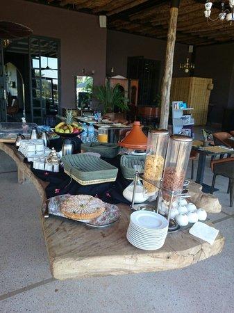 Fellah Hotel : Breakfast!