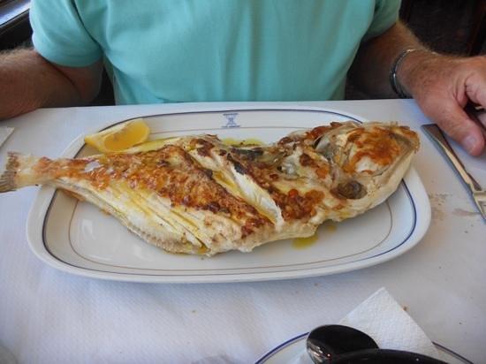 """Restaurante Los Abrigos: restaurant """"los Abrigos"""""""