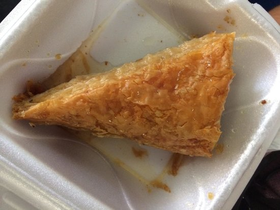 The Greek Village: Baklava.