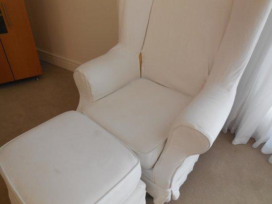 The Morgan: Chair