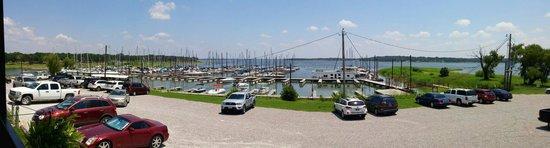 Pelicans Landing Waterfront Restaurant: View from Pelican's Landing