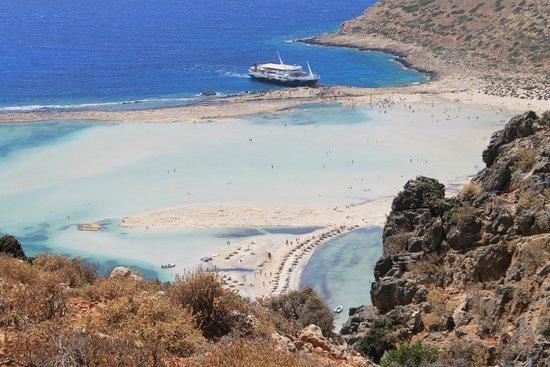 Balos Lagoon : La beauté de la plage de Balos