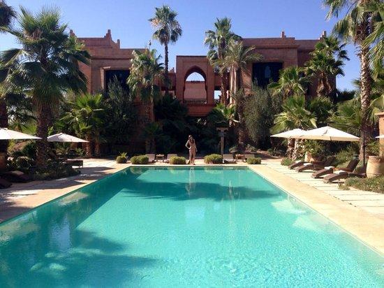Tigmiza - Suites & Pavillons: Pool area