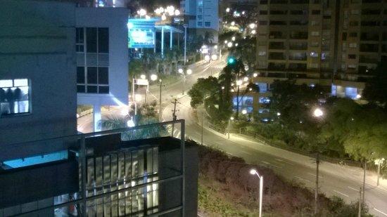 Four Points By Sheraton Medellin: Vista desde la habitación 909
