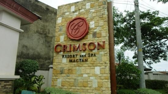 Crimson Resort and Spa, Mactan: Crimson