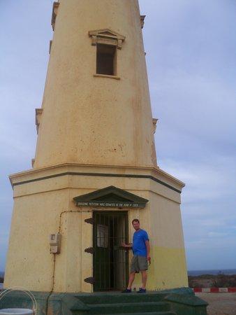 California Lighthouse: Entrance to light house