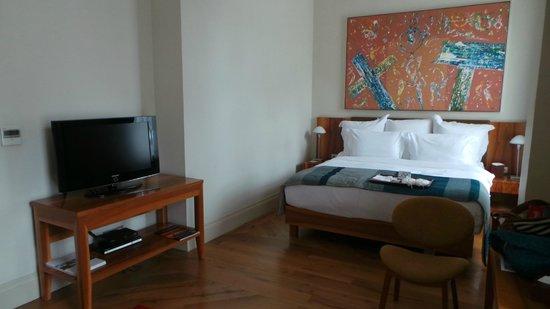 Tomtom Suites: Inside the room