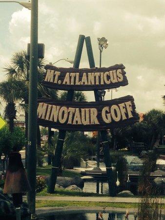 Mt. Atlanticus: Main Sign
