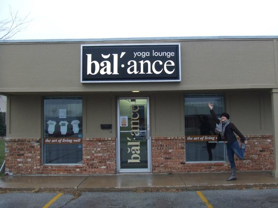 Ankeny, IA: boutique yoga studio