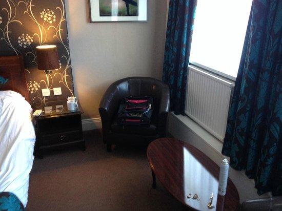 Best Western The Sea Hotel: Seat