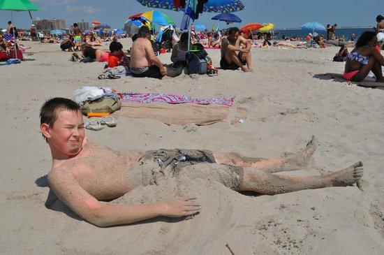 Coney Island USA: Beach, Coney Isl