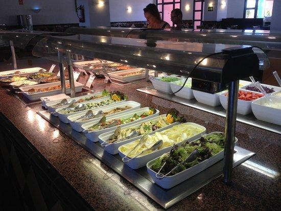 H10 Tindaya Hotel: Buffets