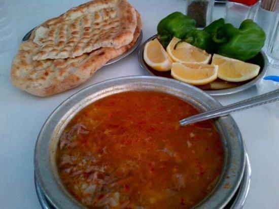 Metanet Lokantasi : zuppa beyran