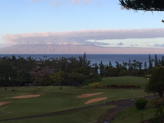 The Kapalua Villas, Maui: ocean view