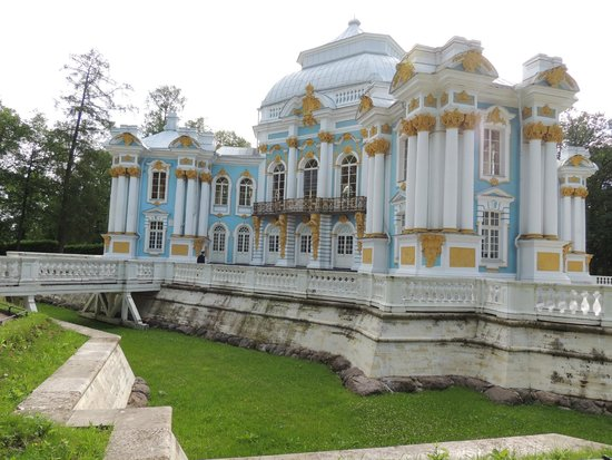 """Catherine Palace and Park: Another """"Folly"""""""