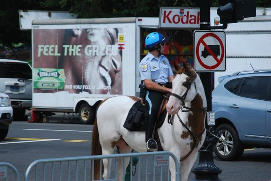 National Mall (The Mall): Police