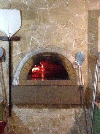 Pizzaiolo Rocks: Auténtico horno de leña